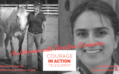Taking Action in Courage with Christina Ducharme