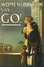 1915_Women_of_Britain,_say_Go!
