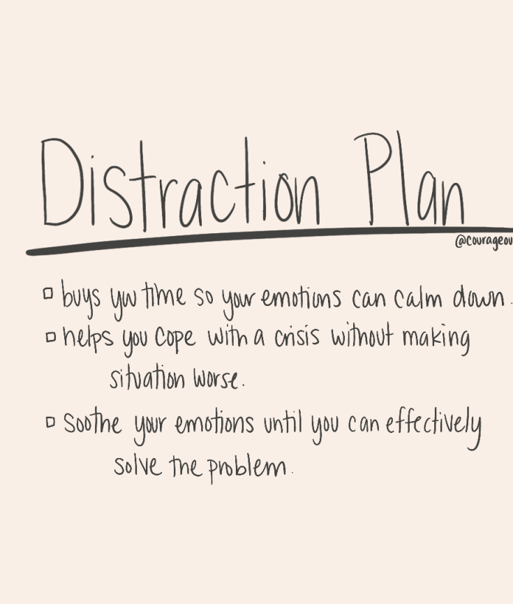 Picture of DBT Distraction Plan FAQ