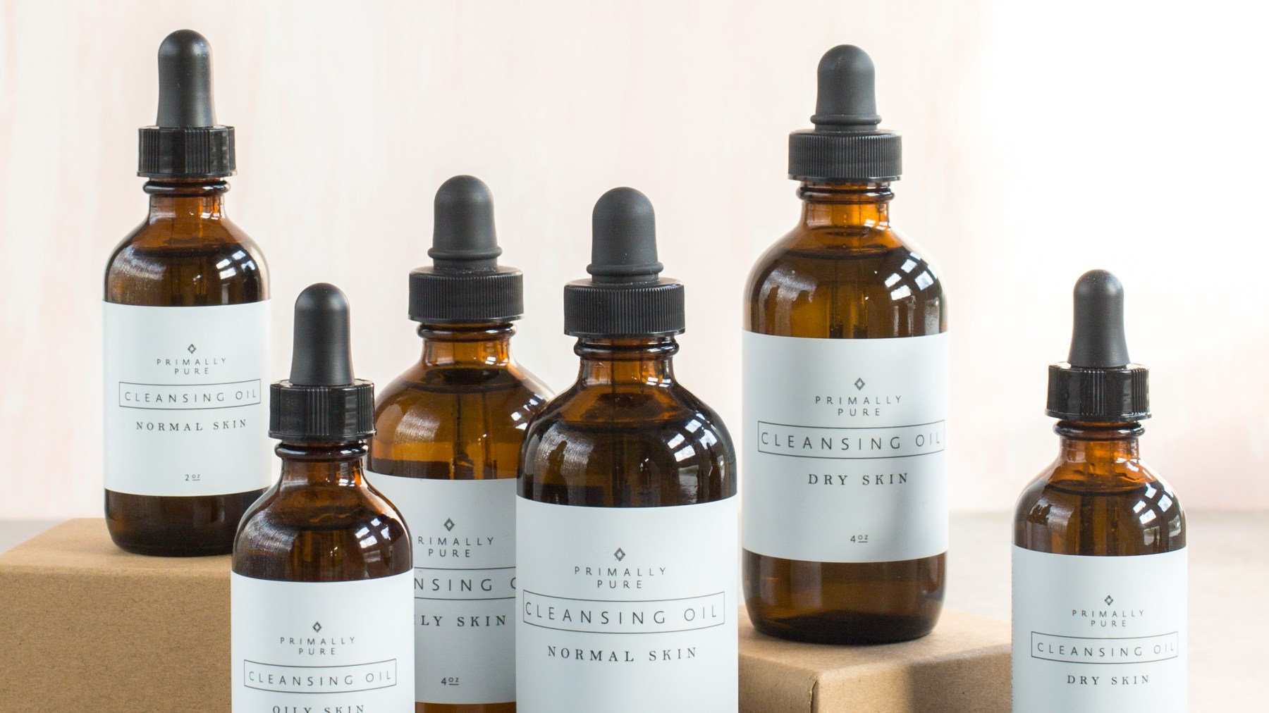 My 4 Must-Have, All Natural, Skincare Products
