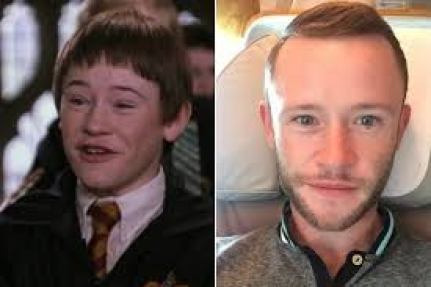 Image result for devon murray then and now