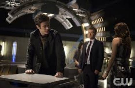 Image result for detective eddie thawne and barry