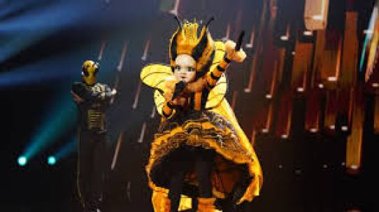 Image result for queen bee masked singer uk