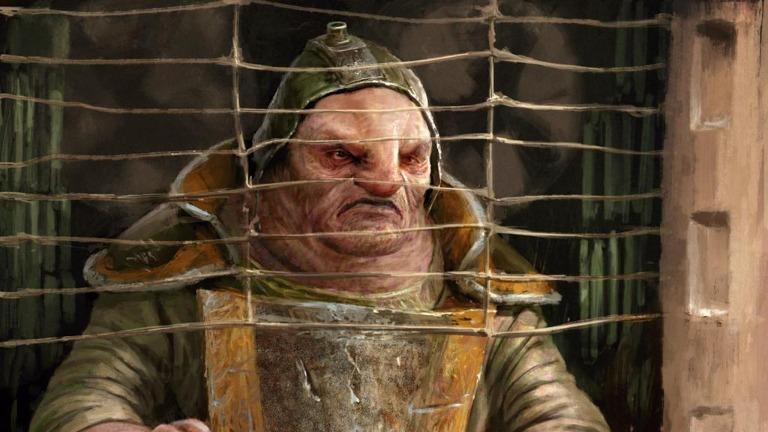 3. Simon Pegg as Unkar Plutt in The Force Awakens.