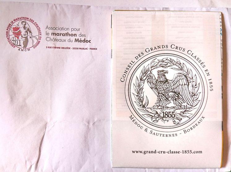 35th 波爾多梅多克紅酒馬資料袋 (2019)