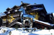 Hotels Courchevel