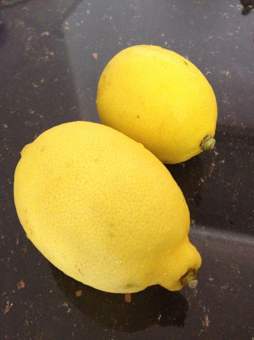 lemons, lemons