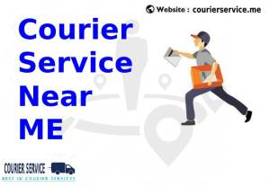 Courier Pick Up Service in Vijay Enclave