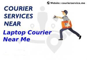 Laptop Courier Service in Delhi
