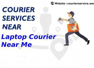 laptop courier service