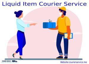 Liquid Item Courier Service