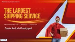 Courier Service in Chanakyapuri