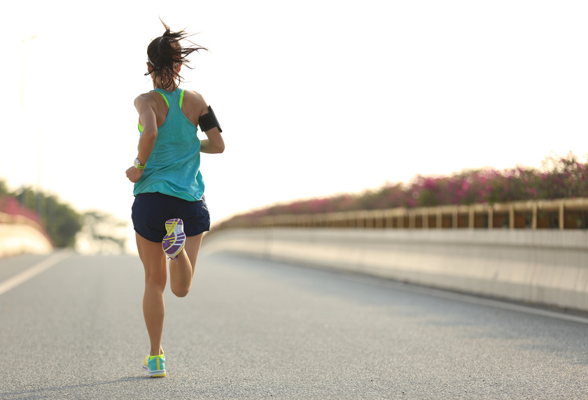 Running : l'allure spécifique