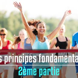 les principes de l'entraînement