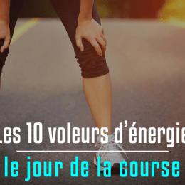 Les 10 voleurs d'énergie