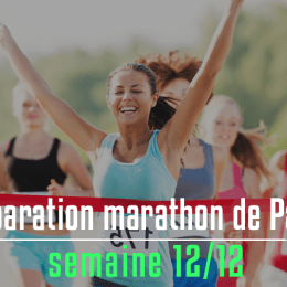 marathon de Paris : dernière ligne droite