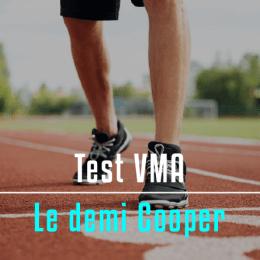 Test de VMA : le demi Cooper