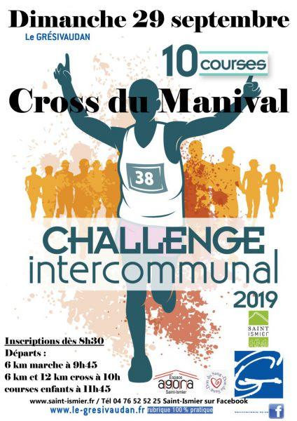 Cross Du manival - CAG