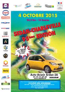 SEDAN-CHARLEVILLE - 2015