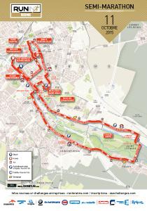 Semi-marathon de REIMS - 2015