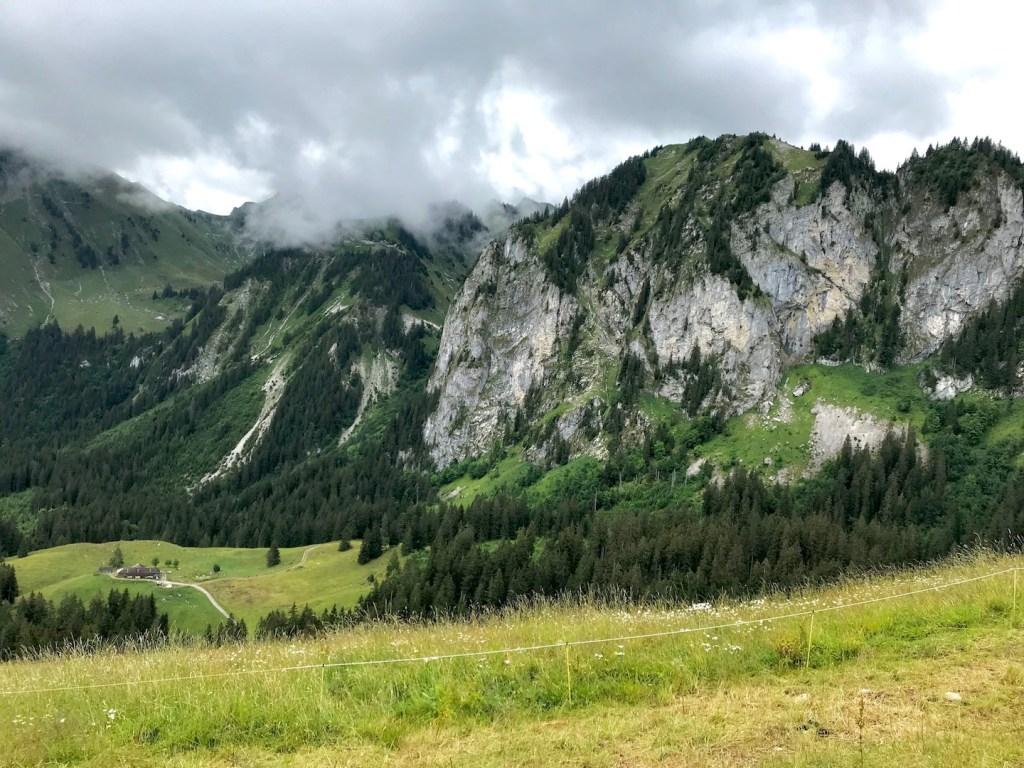 Profiter de la montagne à Charmey en Suisse