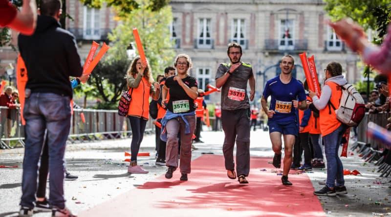 Marathon de Colmar, la dernière escadrille
