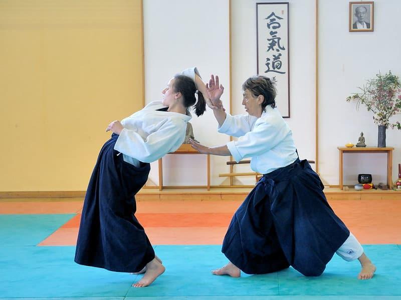 commencer art martial 50 ans