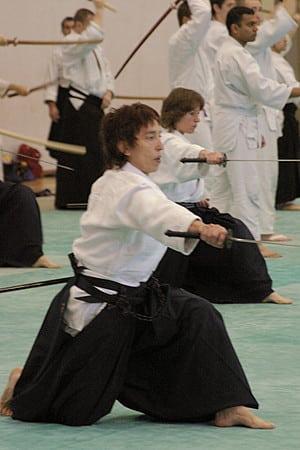 iai, Ghislaine Soulet, art martial 50 ans