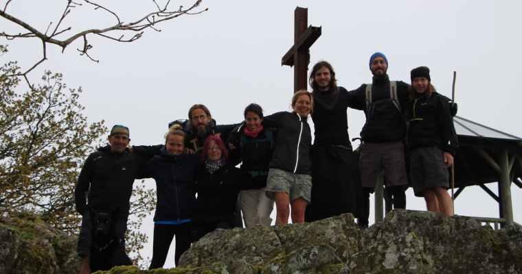 Jeûne et trek dans les Vosges du 7 au 11 septembre 2019 !