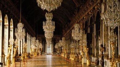 Photo of Le palais de Versailles à West Palm Beach