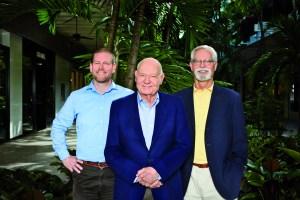 trois générations de Whitman