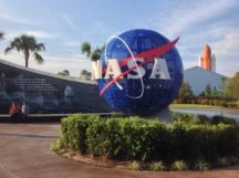 Kennedy Space Center cape Canaveral Floride