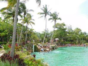 Venetian Pool : la piscine vénitienne de Coral Gables à Miami.