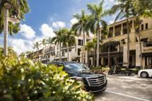 La 5th Ave South, dans le centre de Naples en Floride (© Naples Marco Island Everglades CVB)
