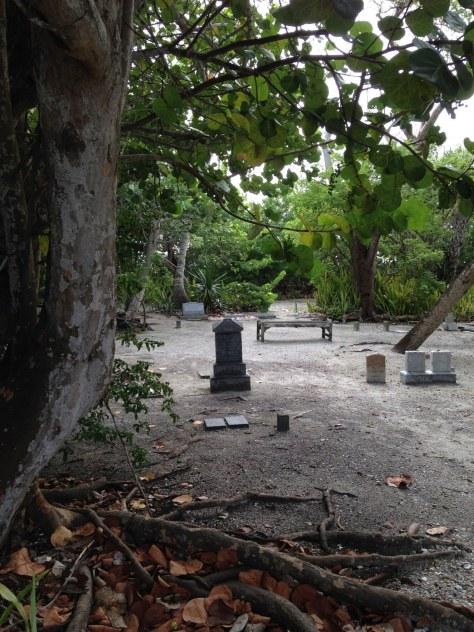 Cimetiere de Captiva Island - Floride