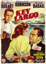 affiche du film key largo
