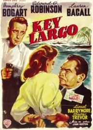 affiche du film key largo