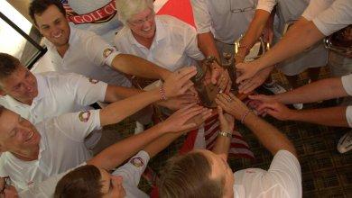 Photo of Les USA gagnent la première Alliance Golf Cup contre la France