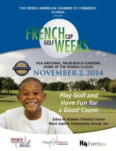 A ne pas manquer pour les golfeurs de Floride !