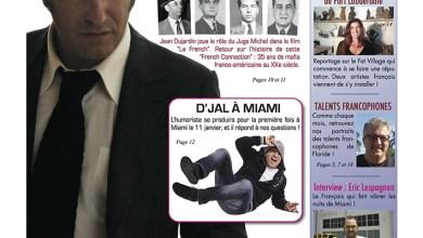Photo of Le Courrier de Floride de janvier 2015 est sorti !