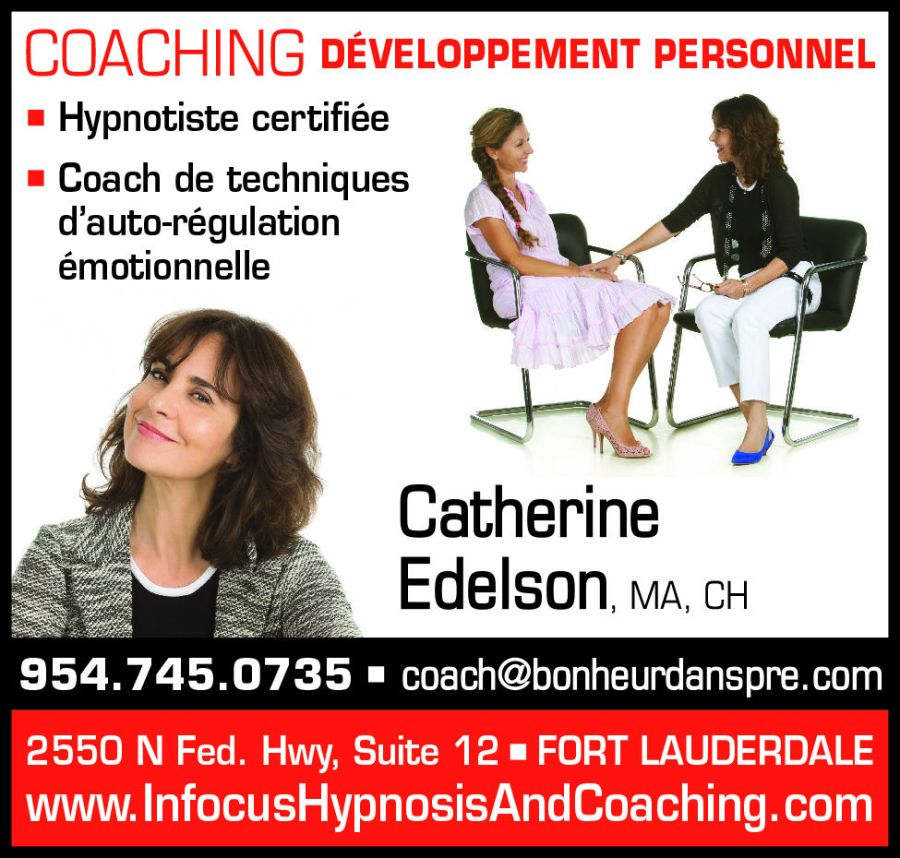 Catherine Edelson Coaching & Hypnose