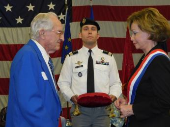 Légion d'Honneur à Miami