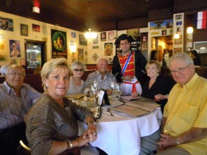 14 juillet 2015 Casimir Restaurant Boca Raton