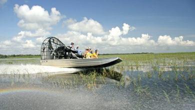 Photo of Les Everglades : marais, airboats, alligators et indiens seminoles