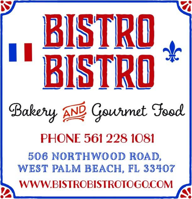 Bistro Bistro Palm Beach restaurant français