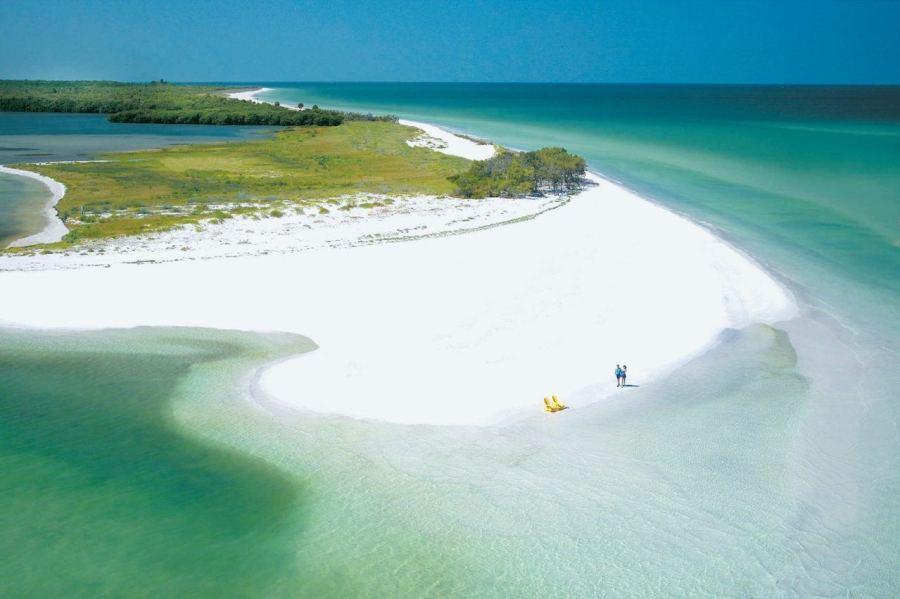 Caladesi Island Floride