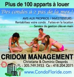 Louer un Appartement Condo Miami