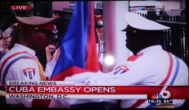 ambassade cuba washington