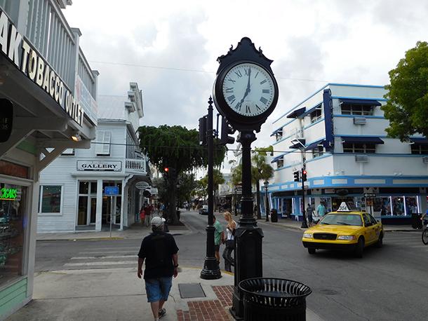 Duval Street -Key Wet - Floride