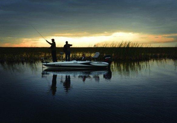 Lake Okeechobee Floride